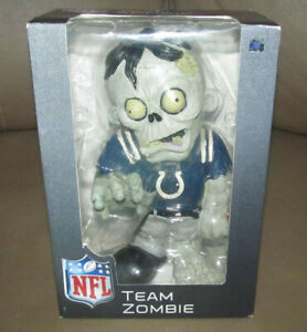 NIB Indianapolis Colts Forever Nightmares Team Zombie Collectibles NEW IN BOX
