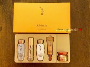 Sulwhasoo Concentrated Ginseng Renewing Basic Kit 5 items Latest US Seller
