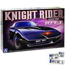 Pontiac Firebird Knight Rider KITT Season Three Kit Bausatz 1/24 Aoshima Modell