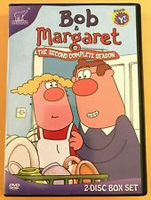Bob & Margaret The Complete Second Season animated (DVD, 1998) (2nd, 2 and) mint