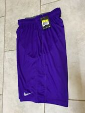 Nike Dri-Fit Purple Basketball Shorts Mens Size Small S 361056-545 New With Tag