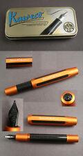 Kaweco Carbon Sport Füllhalter aus ALU in orange Special Edition #