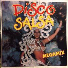 DISCO SALSA - Megamix - Vinile Lp - FMX 010