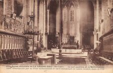 Church Abbatial of the Chair GOD - the nave central and the high altar