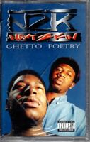 NEW Next 2 Kin Ghetto Poetry 1994 Cassette Tape Album Rap Hiphop