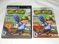 Army Men: Soldiers of Misfortune (Sony PlayStation 2, 2008) PS2 Tested