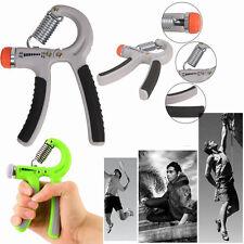 Adjustable Fitness Hand Power Grip 10 - 40 kg Grip Strengthener Exerciser AU CE