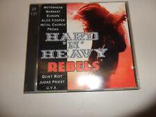 Cd  Hard 'n' Heavy Rebels (1994)