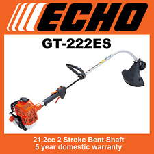 Echo GT-222ES Trimmer, 21.2cc, FREE shipping, 5 Year Warranty