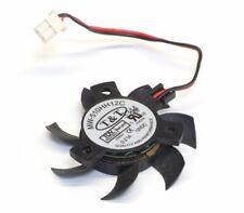 t&t mw-510hh12c ordenador tarjeta gráfica FAN/Ventilador de 2pin DC 12v 0.21a