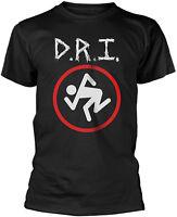 D.R.I. DIRTY ROTTEN IMBECILES Skanker Classic Band Logo T-SHIRT OFFICIAL MERCH