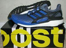 Adidas Energy Boost M Torsion Stretch Running Royal Blue Black White NEW Men 9.5