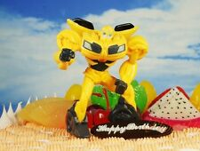 Transformers Robot BUMBLEBEE Cake Topper Action Figure Model Statue K1113_B