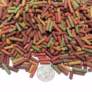 GB-330 Tropical Sticks of Brine Shrimp, Calcium, Vegetable, Earthworm, Color