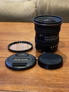 Tokina ATX PRO DX-II 11-16mm f/2.8 Lens for Canon EF Mount APC-S- Mint Condition