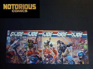 GI Joe 281 282 283 284 285 Complete Comic Lot Run Set Cover B IDW Collection