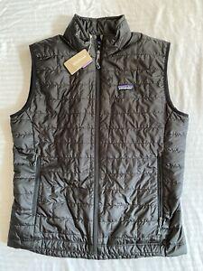Patagonia Men's Nano Puff Vest Sz. MD NWT