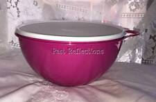 TUPPERWARE 4.75L THATSA THATS A  BOWL IN FUSCHIA PINK