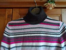GERRY WEBER - Pullover Gr. 40 m. KASCHMIR-Anteil  in tollen Farben