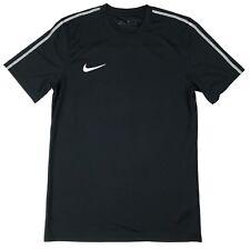 Nike Park 18 Drill Top Crew World Cup Soccer Training Shirt Men's M Black AA2046
