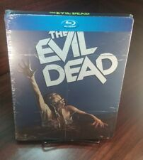 The Evil Dead (Blu-ray, SteelBook)NEW-Free S&H with Box Packing/Bubble Wrapping