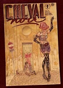 Cheval Noir #34  Dark Horse Comics September, 1992.