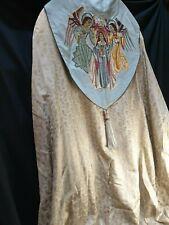 Art Deco Maria Engel Pluviale Mantel Cope Weihrauchmantel vestment chasuble