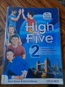 HIGH FIVE 2 (INGLESE) BOWEN/DELANEY (OXFORD) 9780194603928