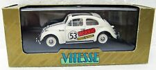 Rare Volkswagen 1200 Herbie 1/43 Vitesse L071 Portugal MB