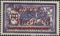 Memelgebiet 65 postfrisch 1922 Freimarken