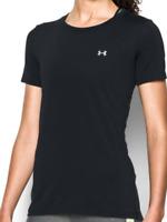 Under Armour Womens Black Tshirt Uk Size XS