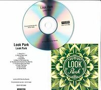LOOK PARK Look Park 2016 UK 10-track promo test CD