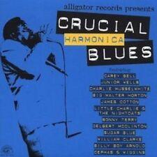 Crucial Harmonica Blues - Various NEW CD