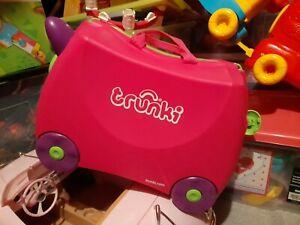 Girls Pink Trunki