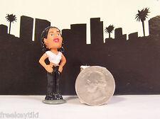 "LIL Homies Mini ""Bobble"" Heads Series 1 BORRICUA Boricua Girl Figure Figurine"
