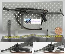 F-TOYS 1:6 WWII MACHINE GUN MODEL GERMAN SMG MP40-II #5 G_FT_5
