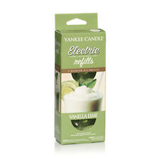 Yankee Candle Electric Plug in Refills Vanilla Lime 1509033e