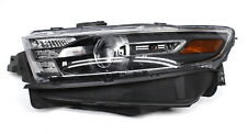 New OEM Left Head Lamp W/Dark Grey Bezel and Strobe Ford Taurus DG1Z13008M