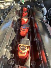 Compatible with Skyline R33 GTR RB26DETT R8 Short Ignition Coil Pack Full Kit