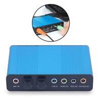 Eg _ High Speed Externe USB Optique Son Audio Carte Canal 5.1 7.1 Adaptateur Gra
