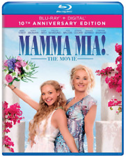 Mamma Mia! The Movie (Blu-ray) • Meryl Streep, ABBA, 10th Anniversary Edition