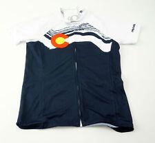 Pearl Izumi Women's Select Escape Short Sleeve Cycling Jersey XS Colorado
