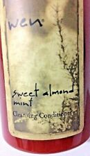 Wen 6 oz Cleansing Conditioner with pump, Travel Size ~ Sweet Almond Mint