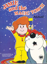 JAMIE AND THE MAGIC TORCH ANNUAL 1980 - COSGROVE HALL / THAMES TELEVISION SERIES