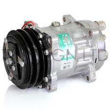 A/C Compressor Genuine Sanden SD7H15 S8227 Double V 12v AC Air Conditioning