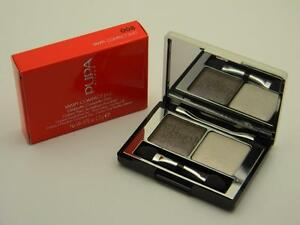 PUPA Vamp! Compact Eyeshadow Duo 008 Cream Taupe - 2,2g