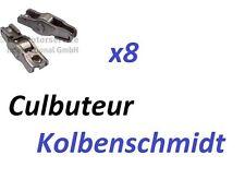 8x CULBUTEUR DE SOUPAPE PEUGEOT 307 SW (3H) 1.6 HDI 110 109ch