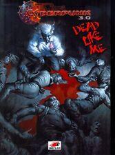JDR RPG JEU DE ROLE / ORIFLAM CYBERPUNK 3.0 DEAD LIKE ME