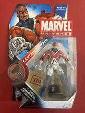 Marvel Legends Universe Captain Britain MIP