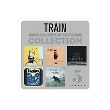 Platinum Album Collection [Box] by Train (CD, Mar-2015, 5 Discs, Legacy)